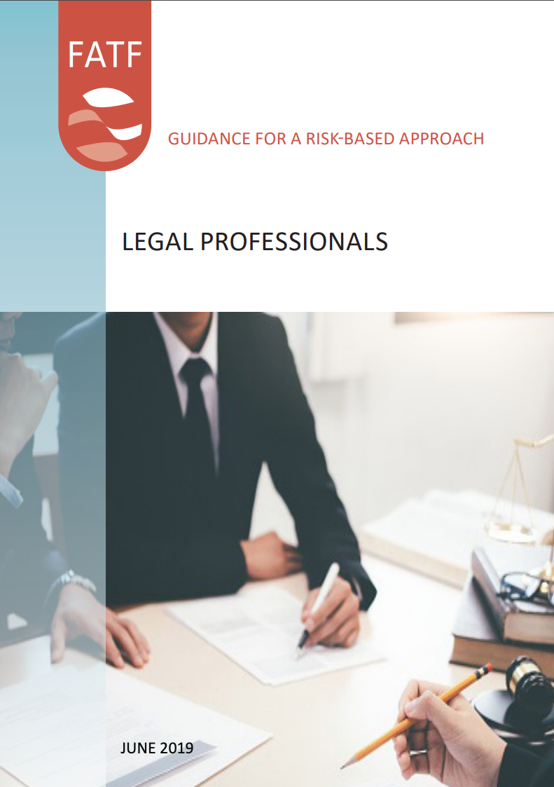 FATF Risk Based Approach Guidance for Legal Professionals