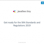 SlideShare – Get ready for the SRA Standards and Regulations 2019
