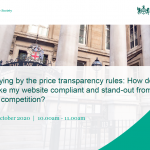 Law Society and SRA webinar on Price Transparency